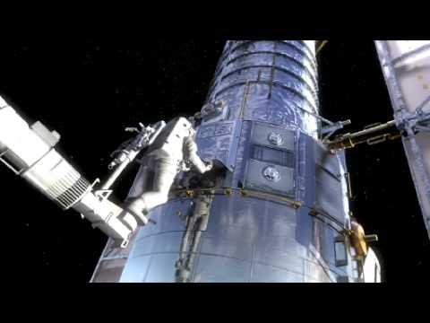 Hubble Repair Mission 4, NOBL, HD