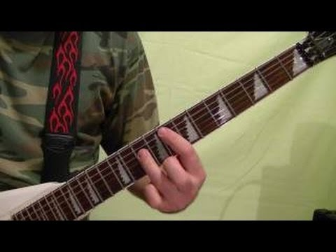 Heavy Metal Guitar Soloing Tips ( 2 of 2 )