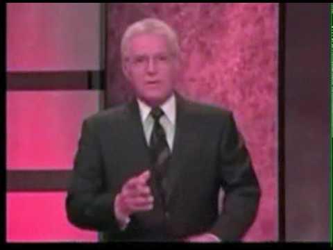 Jeopardy Alex Trebek Laughs at Contestant Robot Remix