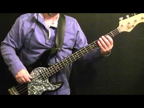 How To Play Bass Guitar To Wouldn't It Be Nice (Beach Boys)