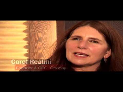 Technology Pioneer 2010 - Carol Realini (Obopay)