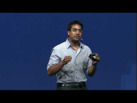 Google I/O 2010: Google TV Keynote - Introducing Google TV