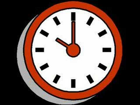 English Vocabulary - Telling Time