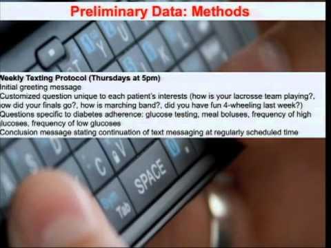 TEDxColumbus - Jennifer Shine Dyer, M.D., M.P.H. - When Texting Is Good Health