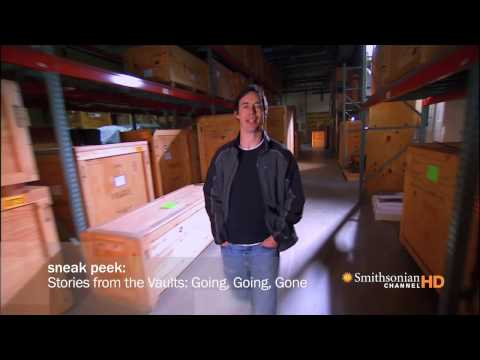 Going. Going Gone: Stories from the Vaults Sneak Peek