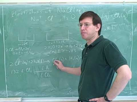 Electrochemistry and electrochemical cells (13)