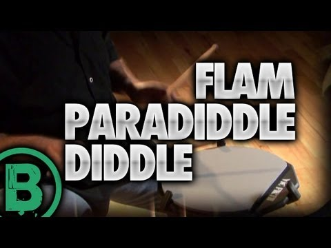 Flam Paradiddle-Diddle - Drum Rudiment Lessons