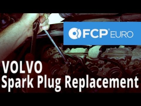 Volvo Spark Plug Replacement (S60) FCP Euro