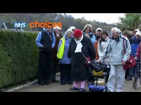 COPD: the Eden walking group