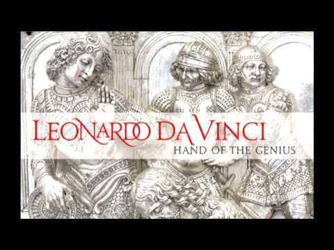 Leonardo Da Vinci Exhibition Opening October 6!