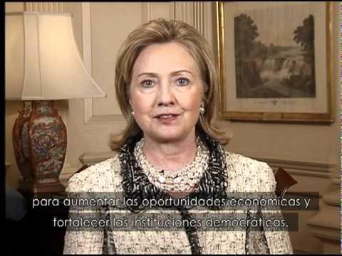 Secretary Clinton's Paraguay Bicentennial Message