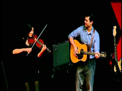 TEDxSanJoseCA - Ann Marie Calhoun - Grammy Nominated Rock Violinist