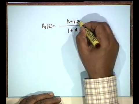 Lecture - 31 Lattice Synthesis (Contd.)