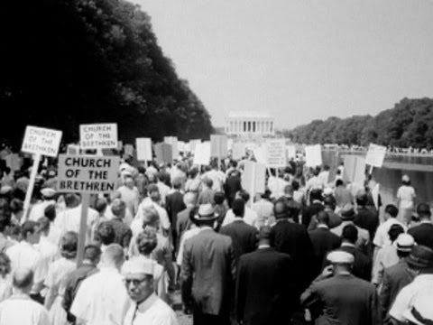 History Specials: King Leads the March on Washington