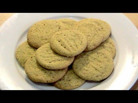 Butterscotch Cookies - RECIPE