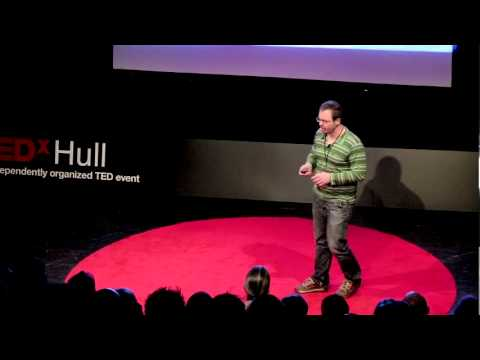 TEDxHull - Andy Kirkpatrick - The Wages Of Fear