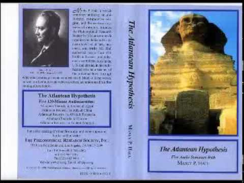 Atlantean Records in Greece & Egypt - The Atlantean Hypothesis - 1B - 4/4