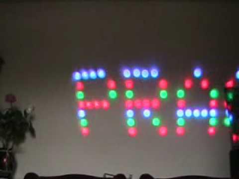 American DJ  LED Messenger