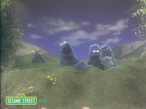 Sesame Street: Me Gotta Be Blue