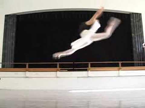 Ballet: In The Sky...