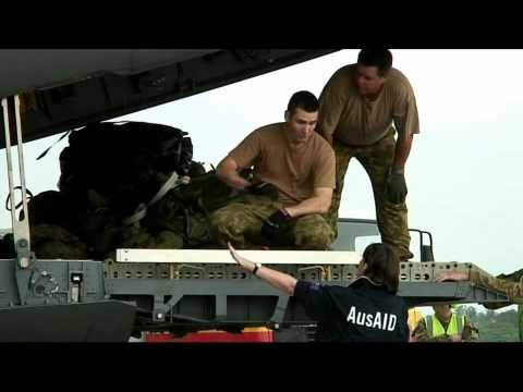 Operation Pakistan Assist II Aid arrives in Pakistan
