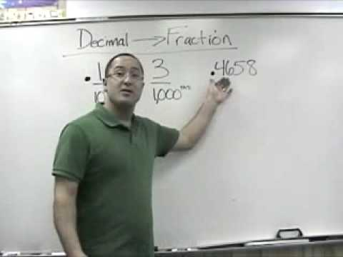 Course 2 Fractions and Decimals
