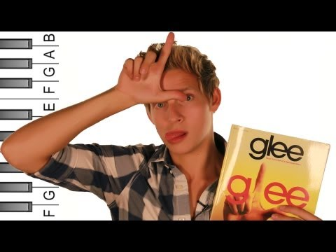 "How to Play ""Firework"" (Glee Version) on Piano"