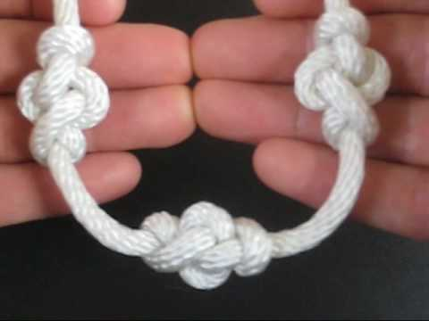 How to Tie the Eternity Knot by TIAT