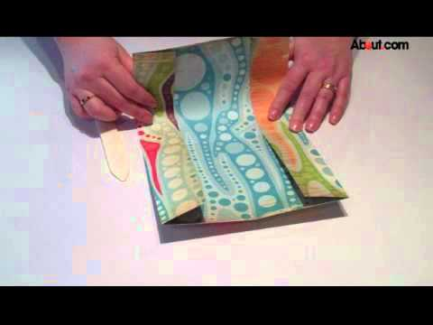 How to Make a Pocket Scrapbook