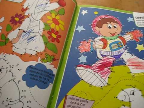 Preschool - Math. dot to dot