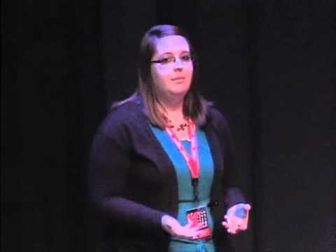 TEDxEMU - Caroline Horste - My Journey Into Student Affairs