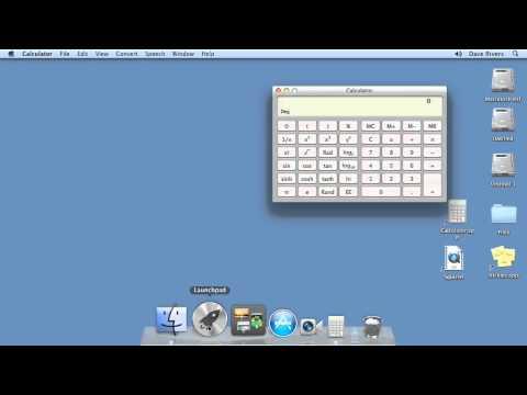 Mac OS X: How to use Launchpad   lynda.com tutorial