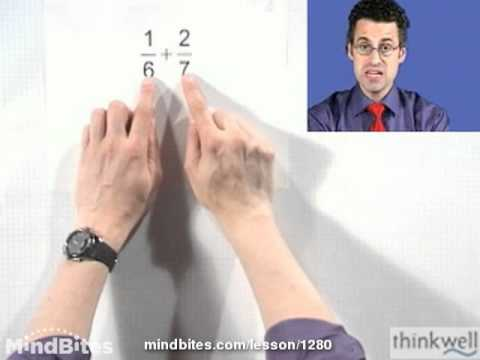Pre-Algebra: Fraction & Mixed Number Arithmetic