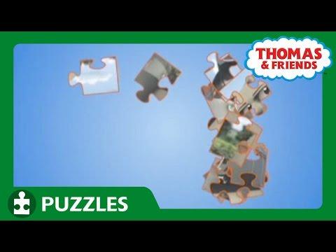 Thomas & Friends: Engine Puzzle #15