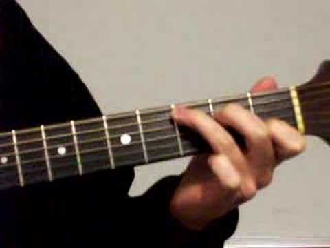 Strumming in 6/8 Guitar Lesson
