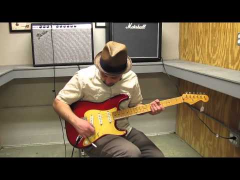 Fender Guitars 57 Reissue Stratocaster Review