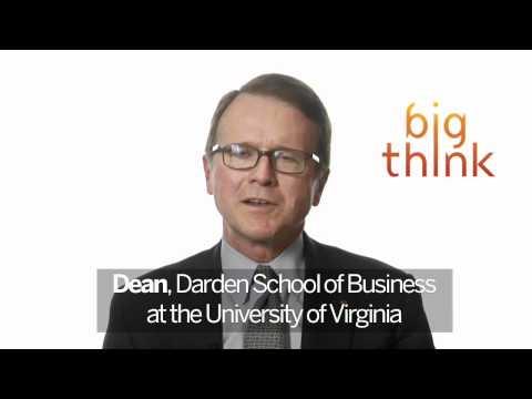 Big Think Interview With Robert Bruner