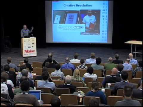 MAKE Hardware Innovation Workshop Part 17: Mark Hatch