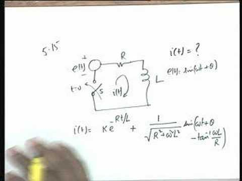 Lecture - 8 Problem Session 2 : Step,Impulse