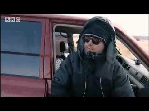 Jack Dee travels to Siberia - BBC