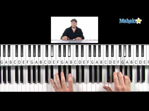 "How to Play ""Roll Up"" by Wiz Khalifa on Piano"