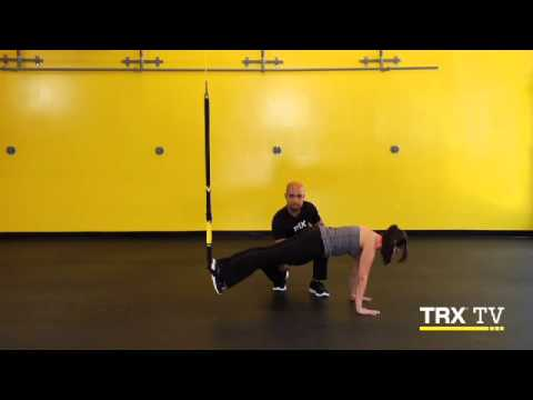 TRXtv: July Featured Movement: Week 1