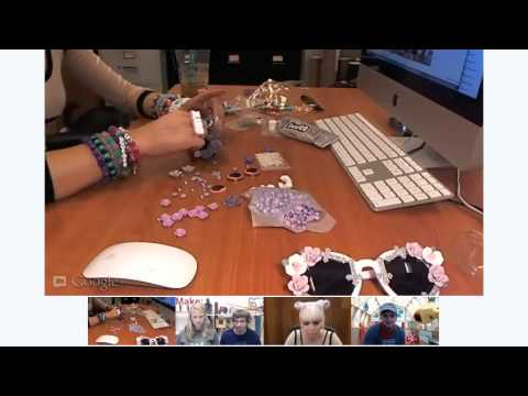 Maker Camp: Sunglasses Bling with Kerli