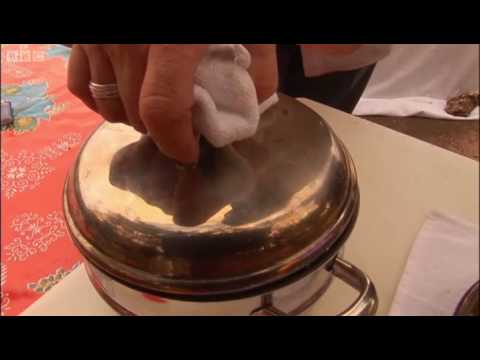 Mexican chocolate pudding part 2 - The Hairy Bikers - BBC