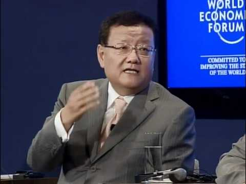 Tianjin 2010 - (TV Debate Tianjin TV) Rethinking the Global Recovery: The View from China