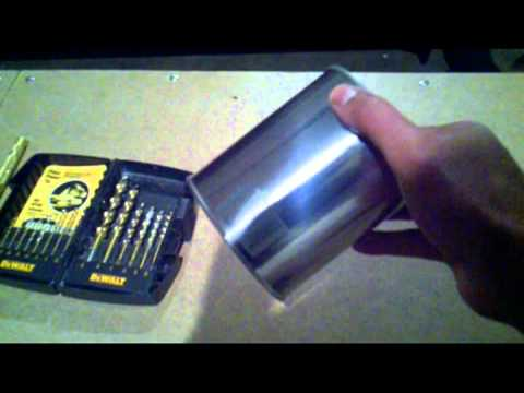 DIY Forced Air Wood Gas Stove Part 1 - How To Build It.