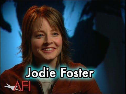 Jodie Foster on Oskar Schindler and Amon Goeth in SCHINDLER'S LIST