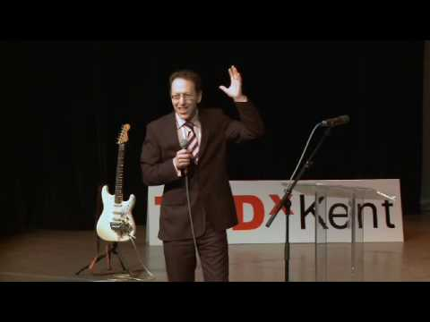 TEDxKent -  Bill Burton - 01/18/10