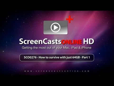SCO0276 - Trailer for How to Survive with just 64GB