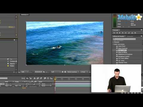 How to Use Adjustment Layers In Adobe After Effects